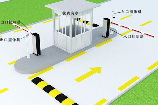 8,兼容能力 硬识别系统:无需工业io卡的支持,借道停车场